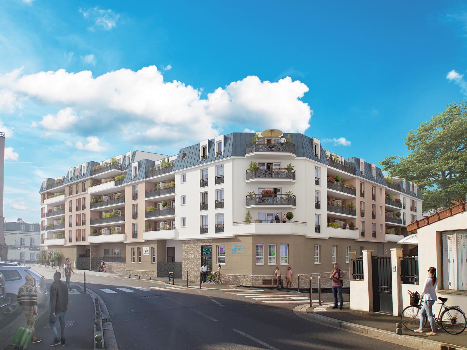 Villa Des Ecrivains Aigo Promotion Promoteur Immobilier