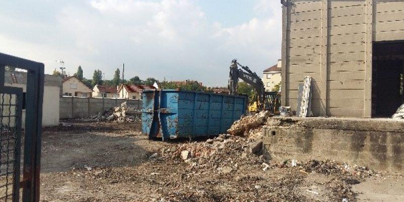 actualité Villa Saint Ferdinand : les travaux ont commencé